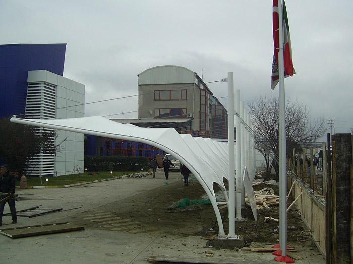 Kapalı Oto Park